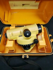 Topcon At g6 Contractor s 24x Automatic Level 63