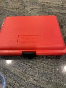New Snap On Pb24a Case For 1 4 Drive Set