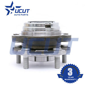 Front Wheel Bearing Hub For 2003 2007 Nissan Murano 04 2009 Quest 3 5l 513310