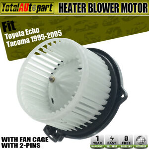 Hvac Blower Motor With Fan For Toyota Tacoma 95 05 Echo 00 05 Front 8710304030