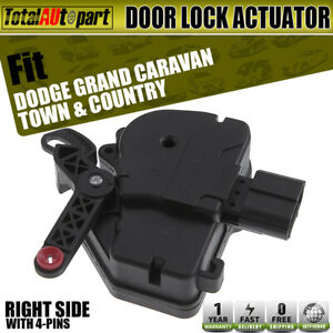 Sliding Door Lock Actuator Right For Dodge Grandcaravan Chrysler Town Country