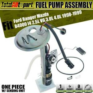 Electrical Fuel Pump Module Assembly For Ford Ranger Mazda B4000 1998 99 Ep2063h