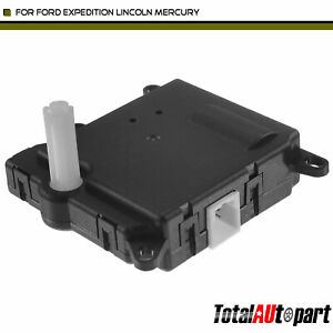 Hvac Blend Door Actuator For Ford Expedition Explorer Aviator Mountaineer 604213