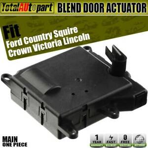 Blend Door Actuator For Ford Crown Victoria Town Car Grand Marquis 604 214 Main