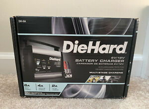 New Diehard Model Dh 6a 120v Battery Charger
