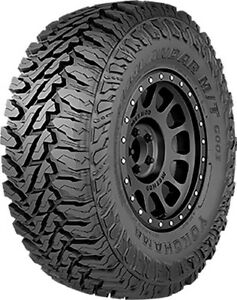 Lt285 75r17 Yokohama Geolander M t Tires Set Of 4
