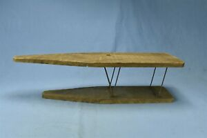 Antique Primitive Homemade Collapsible Sleeve Ironing Board Homestead Farm 00046