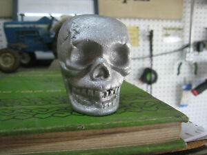 1932 Ford Flathead Hot Rod Rat Rod Aluminum Trans Skull Shift Knob
