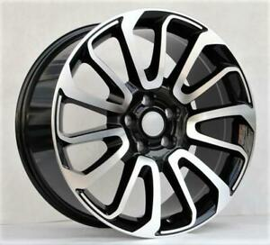 22 Wheels For Land range Rover Hse Sport Supercharged 1 Wheel 22x9 5