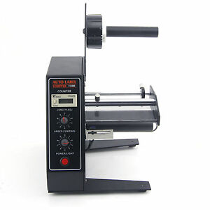 220v Professional Automatic Label Dispenser Stripper Separating Machine Al 1150d