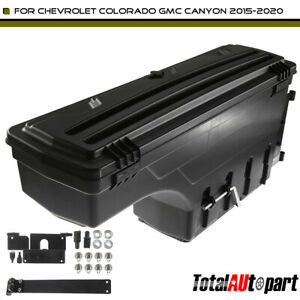 Rear Left Truck Bed Toolbox For Chevrolet Colorado Gmc Canyon 2015 2020 Sc103d