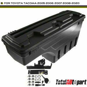 Truck Bed Storage Box Toolbox Abs For Toyota Tacoma 2005 2020 Rear Right Sc401p