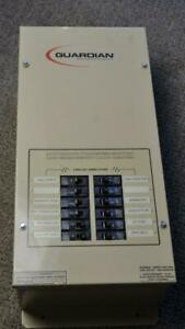 Generac Generator Oe7969 100 Amp 240v Automatic Transfer Switch