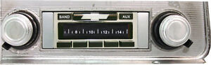 New Usa 230 200w Am Fm Stereo Radio For Your Classic 1968 Chevelle Or Malibu