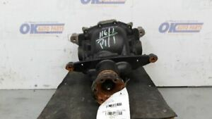 19 Ford Mustang Gt Rear Chunk Differential Carrier Assembly 3l55