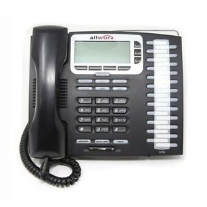 Used Allworx 9224 Ip Phone With Stand