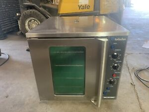 Moffat E32ms Full size Electric Turbofan 32 Convection Oven Used