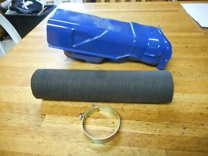 1970 Ford Boss 302 Mustang Air Cleaner Snorkel W Nos Heat Tube