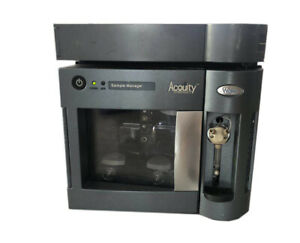 Waters Acquity Uplc Sample Manager W Column Heater 90 Days Warranty
