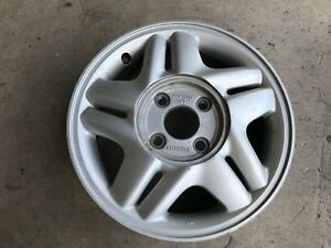 15 Honda Accord 1996 1997 15x5 5 Silver Oe Wheel 63752