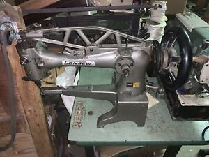 Consew Shoe Repair Sewing Machine Complete With Tsm