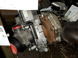 Volkswagen Touareg Turbo Supercharger 3 0l Diesel Engine Id Cnrb 13 14