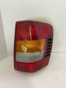 Tail Light Assembly Jeep Grand Cherokee Right Passenger Side 99 00 01 02 03