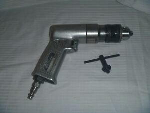 Vintage Chicago Pneumatic Cp 9289 1 2 Air Drill Made In Japan Ec