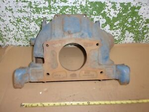 1950 Chevy Car 3 Speed Transmission Bell Housing 3835201 1952 1953 1951 Oem