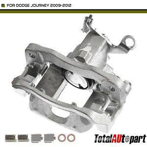 Disc Brake Caliper W Bracket Steel Piston Rear Left For Dodge Journey 2009 2012