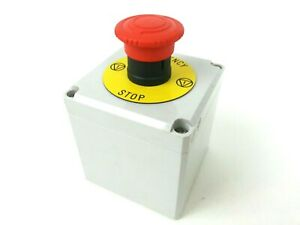 Hoffman Q1pbpcdm Pushbutton Enclosure