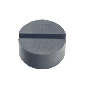 Car Floor Jack Disk Rubber Pad Adapter For Pinch Weld Side Jackpad