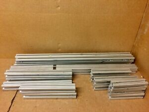 Item 8020 Lot Extrusion T slot Aluminum 30mm X 30mm And 40mm X 20mm