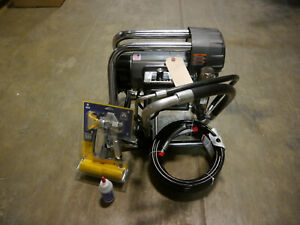 Allpro Mustang 5150 Professional Airless Paint Sprayer 17m151 B Condition