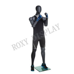 Male Sports Mannequin Dress Form Display With Flexible Arms mz ni mfxg