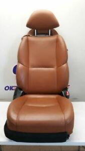 2002 03 Lexus Sc430 Passenger Right Front Seat Assembly Brown Leather