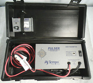 Pulser Ground Fault Locator Pe2003 2000r Receiver 2000h Transmitter for Parts