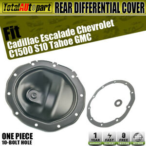 Rear Differential Cover For Cadillac Chevy Express Tahoe Blazer Gmc Jimmy 98 08