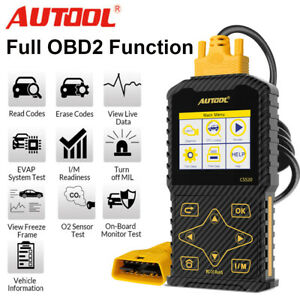 Autool Obd2 Scanner Check Engine Car Code Reader Auto Obdii Can Diagnostic 2 8