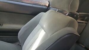 1989 Toyota Celica Convertible Gray Cloth Front And Rear Seats Oem Flaws