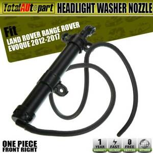 Headlight Washer Nozzle Front Right For Land Rover Range Rover Evoque Lr024209