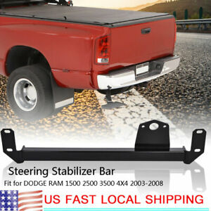 Steering Gear Box Stabilizer Bar Fit For Dodge Ram 1500 2500 3500 4x4 2003 200