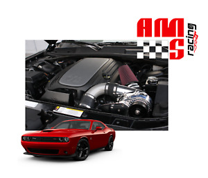 P1sc1 Intercooled Procharger Supercharger For 2015 2019 Challenger Hemi 5 7l