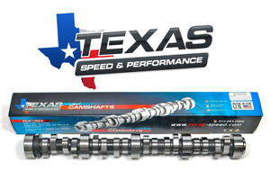 Texas Speed Cleetus Mcfarland bald Eagle Cathedral Stroker Twin Turbo Cam
