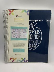 Erin Condren New Teacher All In One Lesson Planner 12 Month Undated Tabs 8 5 x11