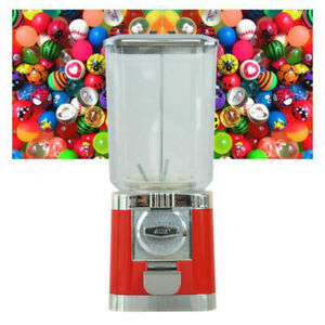 Bulk Sugar Candy Machine Capsule Dispenser For Kids Toy Vending Gumball Machine