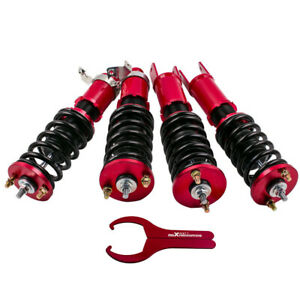 Coilover Shock Kits For Honda Civic Ek Ej Em 1996 2000 Adjustable Height Strut