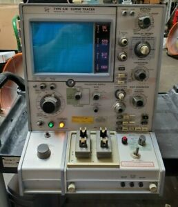 Tektronix Type 576 Curve Tracer r1
