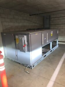 Carrier Gemini Commercial Air Cooled Condensing Unit 38ak028 601