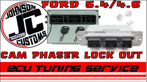Oem Ford 5 4 4 6 Triton Vct Vvt Cam Phaser Lock Out Flash Tuning Service